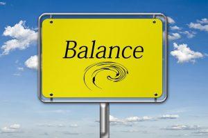 innerlijk evenwicht bewaren