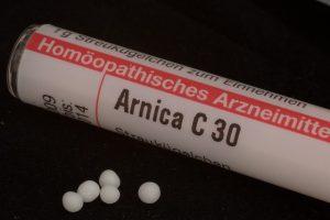 pijn lijden 89  Arnica-homeopatisch midden